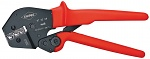 KNIPEX - 97 52 09 - Crimping pliers also for two-hand operation burnished 250 mm, WL27697