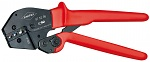 KNIPEX - 97 52 06 - Crimping pliers also for two-hand operation burnished 250 mm, WL27695