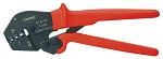 KNIPEX - 97 52 05 - Crimping pliers also for two-hand operation burnished 250 mm, WL27694