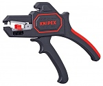 KNIPEX - 12 62 180 - Automatic wire stripper 0,2 - 6,0 mm², WL27687