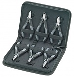 KNIPEX - 00 20 17 - ESD electronic pliers set, 6 pieces, WL33533