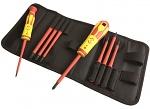 C.K - T4915 - VDE interchangeable screwdriver-set, WL36304