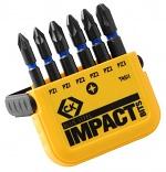 C.K - T4511 - Hammer drill bit set PZ, WL36307
