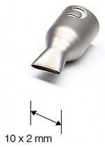 JBC - JN7637 - Hot air nozzle for JT-T2A, WL23997