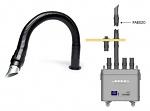 JBC - FAE020 - Flexible arm with nozzle, D: 50 mm, WL42019