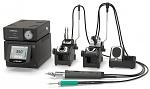 JBC - DMVE-2QA - 4-Tool Rework-Station with pneutamtische pump, incl. 2 handpieces, 230 V, WL45634