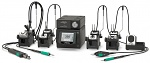 JBC - DMPSE-2QA - 4 Tool DME soldering station with electric pump, 230 V, WL45631