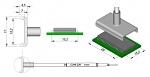 JBC - C245226 - Soldering tip tunnel 15,2 x 29 mm, WL21483