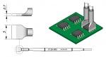 JBC - C120005 - Soldering tip, blade-shaped, 5 x 0.7 mm, WL41662