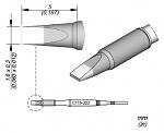 JBC - C115222 - Lötspitze meißelförmig, 1,6 x 0,3 mm, WL45017