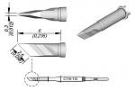 JBC - C115112 - Lötspitze messerförmig, 2,5 x 0,3 mm, WL44503
