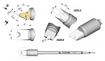 JBC - C470055 - Soldering tip cylindrical, D 4 mm, WL31304