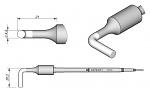JBC - C470011 - Soldering tip angled, D 4.2 mm, WL24076
