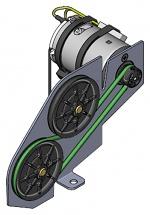 JBC - 0016362 - Chasis + engine for CLMB-A, WL34332