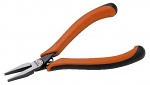 BAHCO - 4430 - Flat nose pliers, ergo, burnished, flat jaws, 135 mm, WL15712