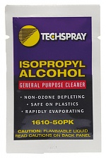 TECHSPRAY - 1610-50PK - Cleaning cloths for recording heads, WL25147