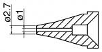 HAKKO - N60-02 - Desoldering nozzle for FR-400, 1 / 2,7 mm, WL42252