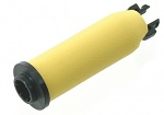 HAKKO - B 3216 - Sleeve assembly, yellow for FM2027 / 28, WL23444