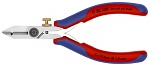 KNIPEX - 11 82 130 - Electronics stripping scissors 0.03 - 1 mm2, WL32671