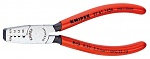 KNIPEX - 97 61 145 A - Crimping pliers for wire end ferrules 145 mm, WL27707