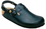 WARMBIER - 2550.79653.35 - ESD Clogs Ladies/Men, heel strap, blue, size 35, WL33671