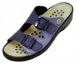 WARMBIER - 2550.1846.35 - ESD Sandals Ladies Electra, light/dark blue, size 35, WL34179