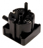 WARMBIER - 2200.110 - Earthing module without cable, black, WL18783