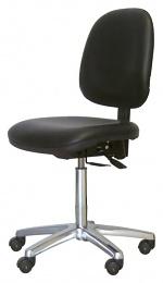 WARMBIER - 1700.VS - ESD Chair Vinyl, black, WL25869