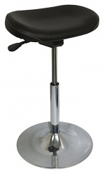 WARMBIER - 1700.S.V - ESD standing aid, vinyl, with studs, black,, WL33505
