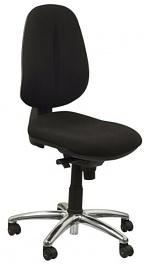 WARMBIER - 1700.ESP.S - ESD chair, ECONOMY PLUS CHAIR, black, WL31916