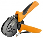 WEIDMÜLLER - PZ 10 HEX - Crimping pliers for end sleeves (ferrules), WL31790