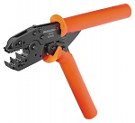 WEIDMÜLLER - PZ 50 - Crimping pliers for end sleeves (ferrules), WL17574