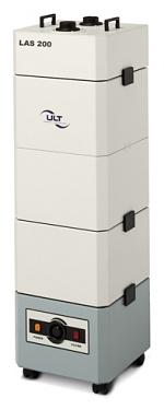 ULT - LAS 0200.0-HD.12.11.5008 - Suction unit laser smoke, 120 m³/h at 12.000 Pa, WL36714