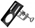 ALSIDENT - 2-5010-050 - Table holder black for suction arm DN50, WL23612