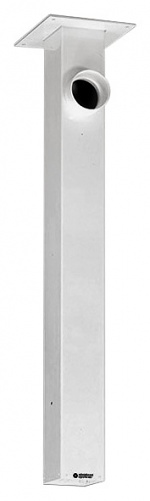 ALSIDENT - 2-1250-80 - Base box system 50/63/75, length 1250 mm, lateral connection, WL36729