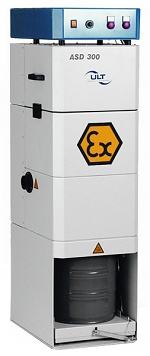 ULT - ASD 0300.0-EC.3.0 - Extraction unit fine dust 120 m³/h at 12.000 Pa, WL26228