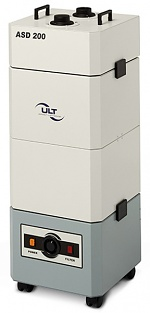 ULT - ASD 0200.0-MD.14.11.3003 - Extraction unit fine dust 250 m³/h at 2.000 Pa, WL28855