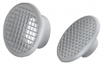 ALSIDENT - 5-16 - Protective grille System 50, white, WL18053