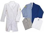 HB SCHUTZBEKLEIDUNG - 08001 48005 000 471 - ESD Workcoat NAPTEX, long sleeve, women light blue, XS, WL20134