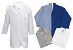 HB SCHUTZBEKLEIDUNG - 08005 48019 000 41 - ESD work coat CONDUCTEX, long sleeve, women, blue, S, WL30167