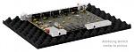 HANS KOLB - 03-15-NS el - Napped foam, black for CSC - 361x250x20mm, WL31665