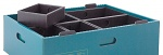 HANS KOLB - 17-CB1/8 - ESD CSC insert boxes 8x, for 17 CSC, WL31667