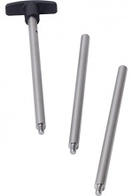 WARMBIER - 7220.870.V.SET - 3-part extension rod, for measurement on floor systems, WL36616