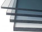 WARMBIER - 5233.DPC300.10 - ESD polycarbonate sheet, transparent, conductive, 2000 x 1000 x 10 mm (1 Pl./VPE), WL32642