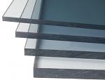 WARMBIER - 5233.DPC300.8 - ESD polycarbonate sheets, transparent, conductive, 2000 x 1000 x 8 mm (2 Pl./VPE), WL37088