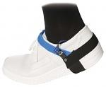 WARMBIER - 2560.890 - ESD heel strap continuous use with velcro fastener, black/blue, WL43374