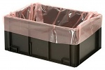 WARMBIER - 3113.0440.0500 - ESD PERMASTAT side gusseted bag, for storage container 400 x 300 mm, WL29040