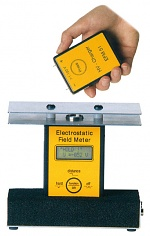 WARMBIER - 7100.EFM51.CPS - Electric field meter EFM 51, with charging plate set, WL25276
