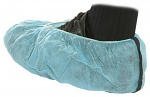 WARMBIER - 8782.D.O.XL - ESD disposable overshoes, blue, XL=45-50, WL32098