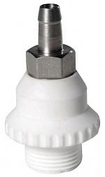 7520.HF.SPN11.T - Hose adapter nozzle (4 mm) for 6 mm hose, WL27339
